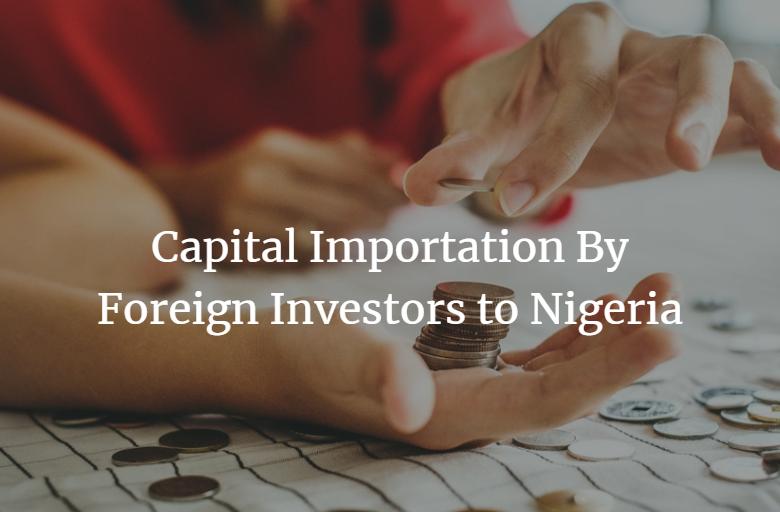 capital importation in nigeria